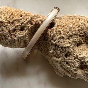 Fossil Rose Gold Bangle Bracelet